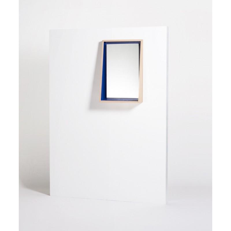 miroir float avec tablette. Black Bedroom Furniture Sets. Home Design Ideas