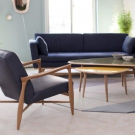 Table basse Fifties - 2 tailles