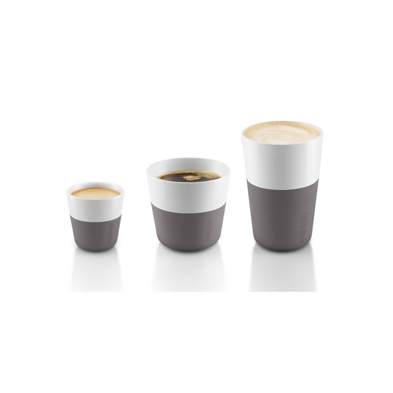 tasses caf expresso lungo et latte alibabette. Black Bedroom Furniture Sets. Home Design Ideas