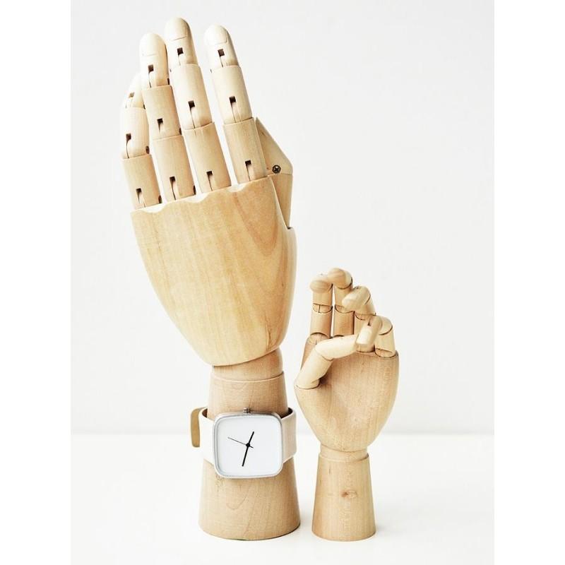 wooden hand mod le articul. Black Bedroom Furniture Sets. Home Design Ideas