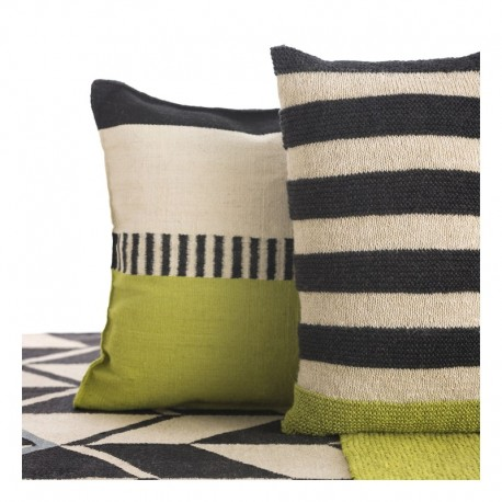 coussins - Rustic chic Geo