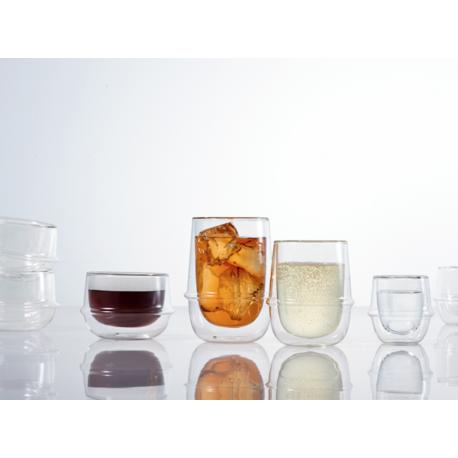 Tasse à Café en verre Kronos