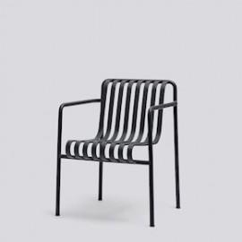 Chaise et fauteuil Palissade par Erwan & Ronan Bouroullec